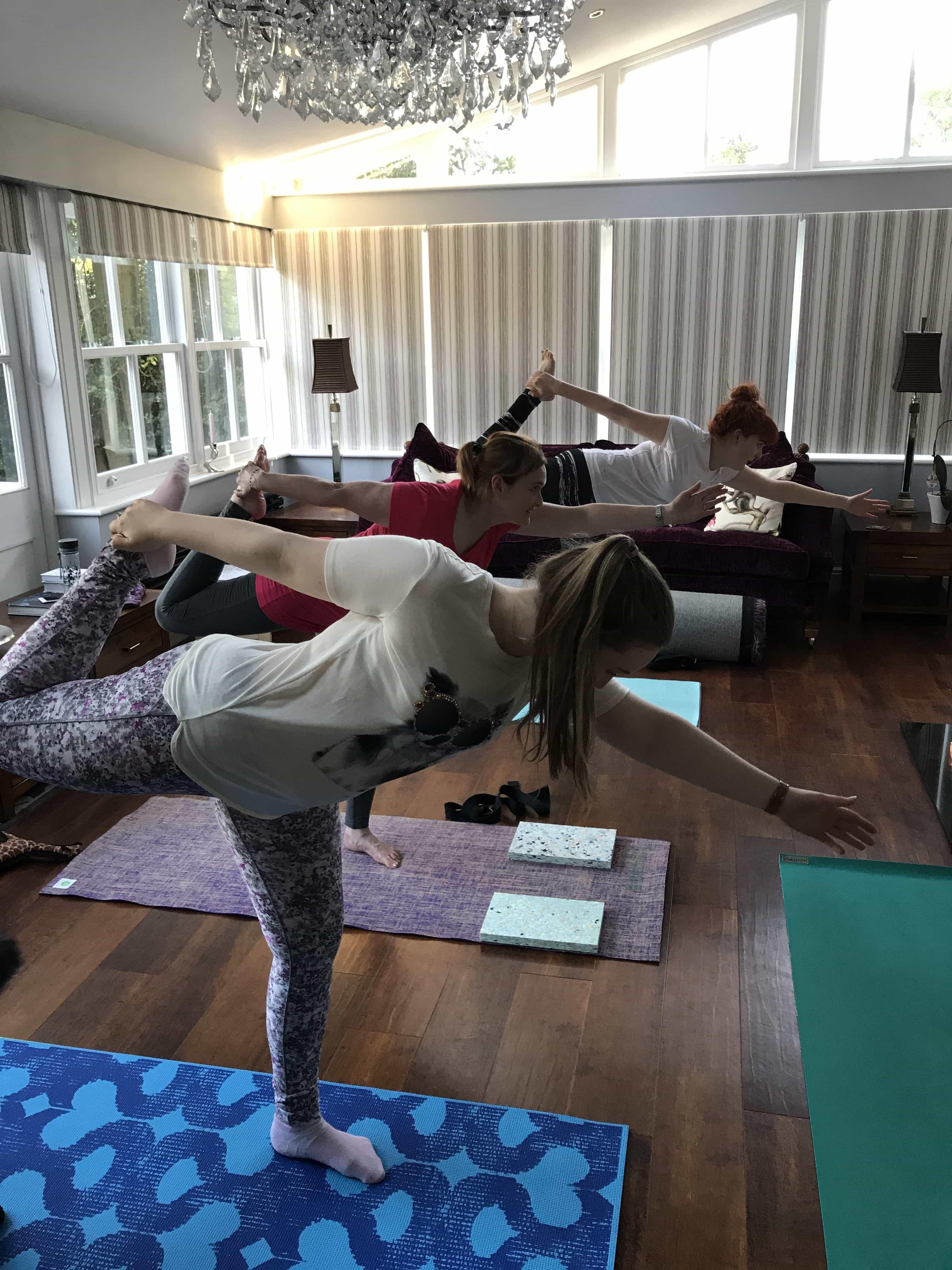 Private Yoga Sessions - keri lincoln yoga